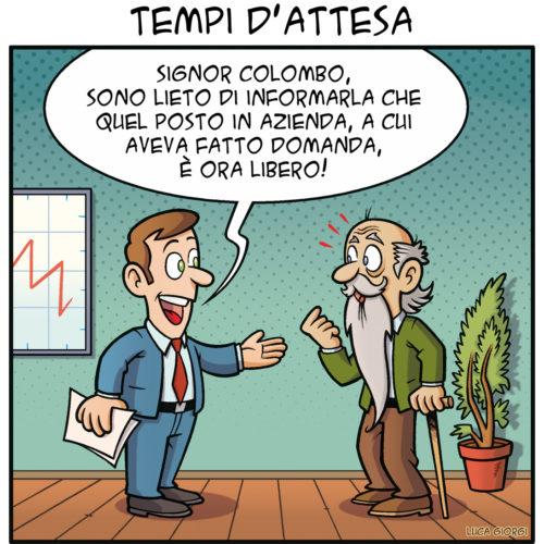 Vignette Umoristiche Luca Giorgi Comics