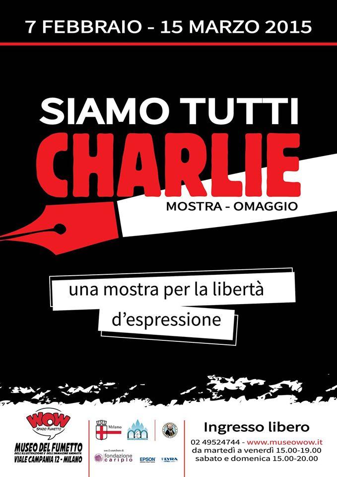 Siamo tutti Charlie!