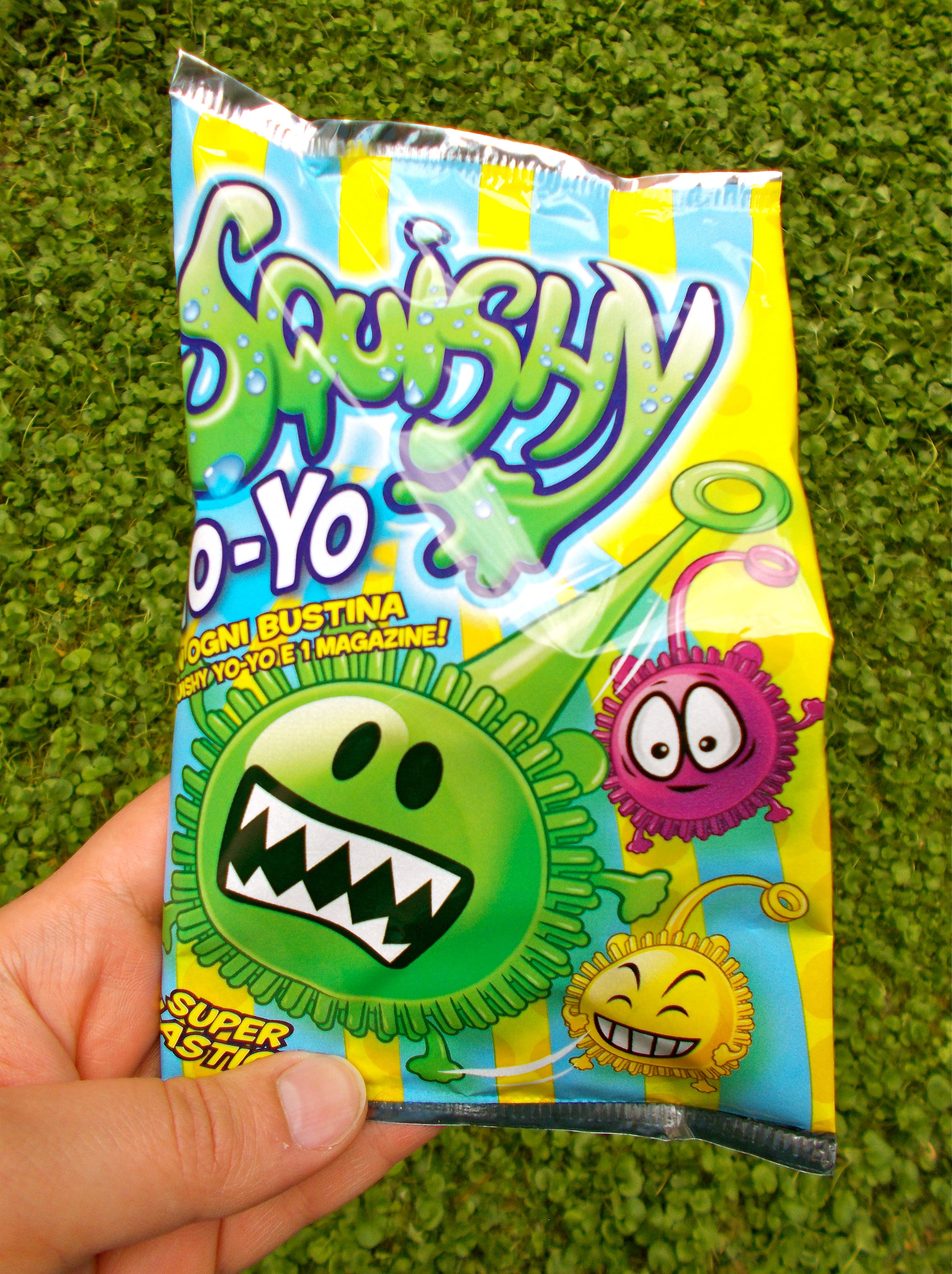 Squishy Yo-Yo e Squishy Marini